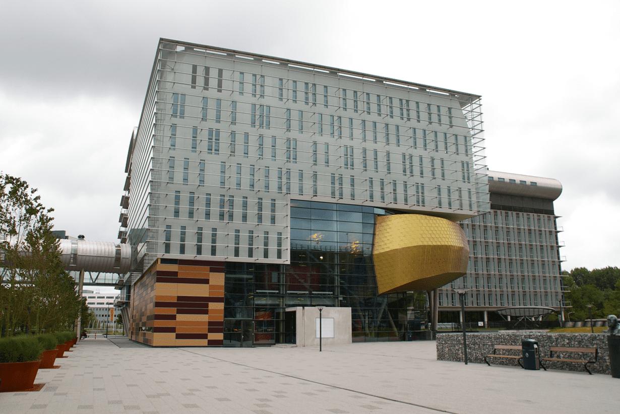 Gebouw 3, LUMC in Leiden